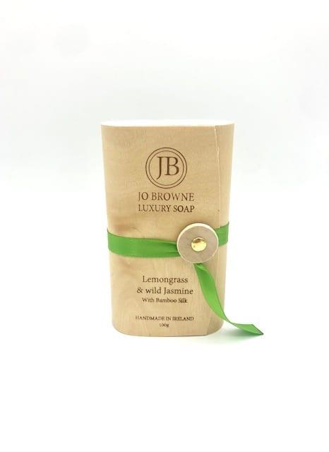 Jo Browne Luxury Soap Lemongrass & Wild Jasmine