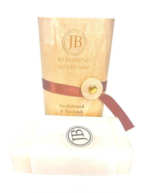 Jo Browne Luxury Soap Sandalwodd & Patchouli