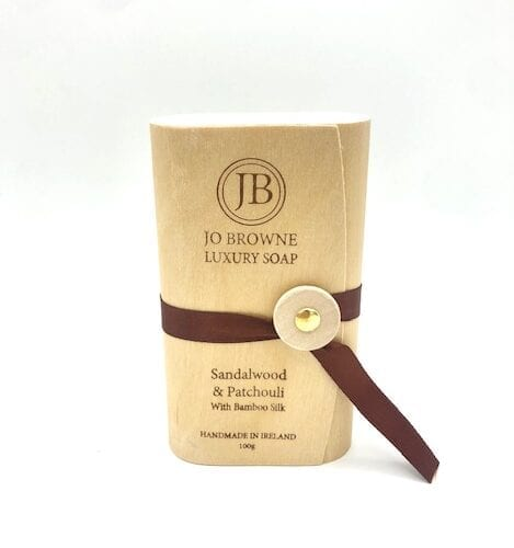 Jo Browne Luxury Soap Sandalwood & Patchouli