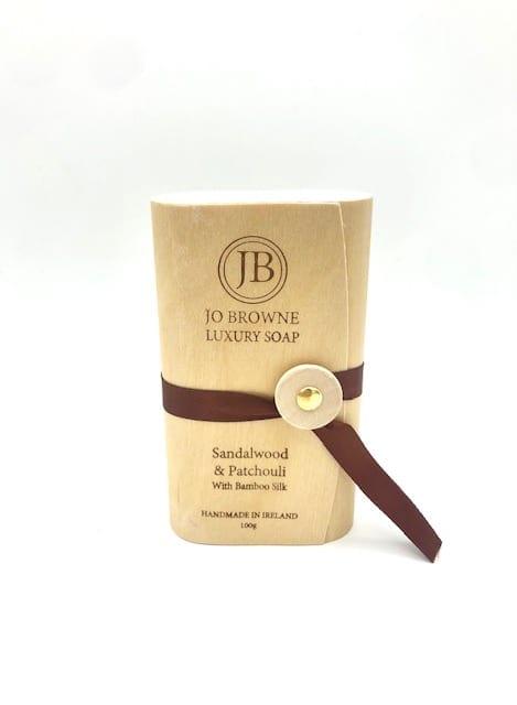 Jo Browne Luxury Soap Sandalwood & Patchouli