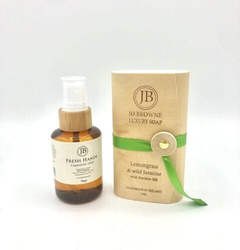 Jo Browne Luxury Soap & Fresh Hands Cleansing Spray