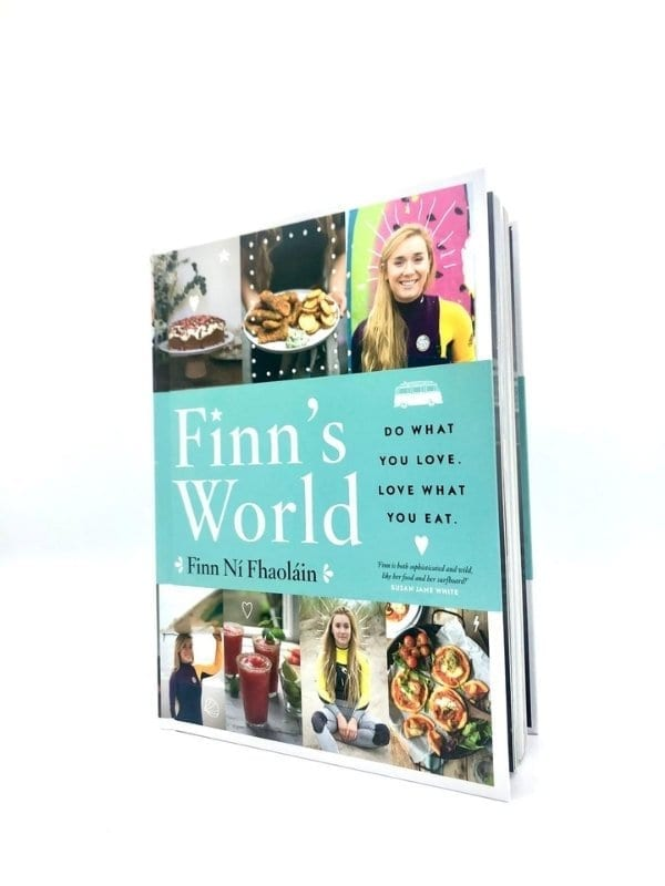 Finn's World Book