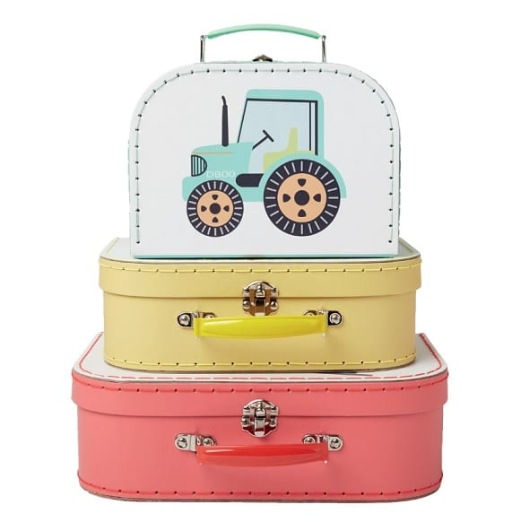 Kids Suitcases by Sass & Belle