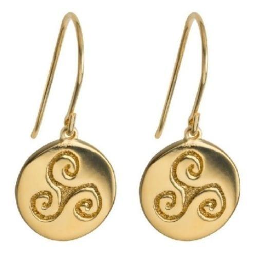 Liwi Progress Gold Earrings