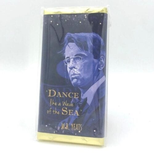 WB Yeats Chocolate Bar