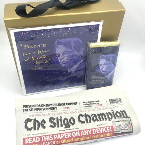Love from Sligo gift box from WB's Coffee House, Sligo