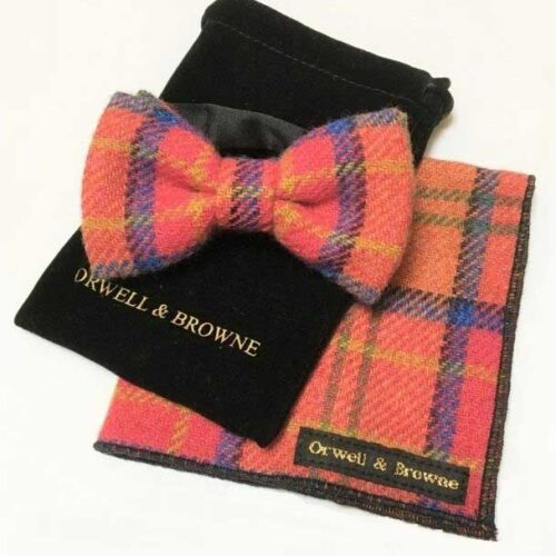Orwell & Browne Donegal Tweed