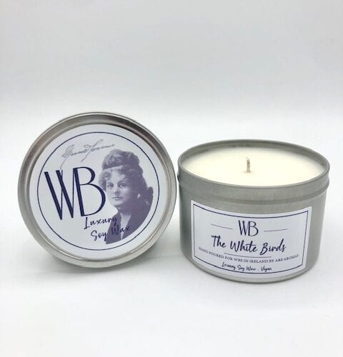 WBs Maud Gonne Candle