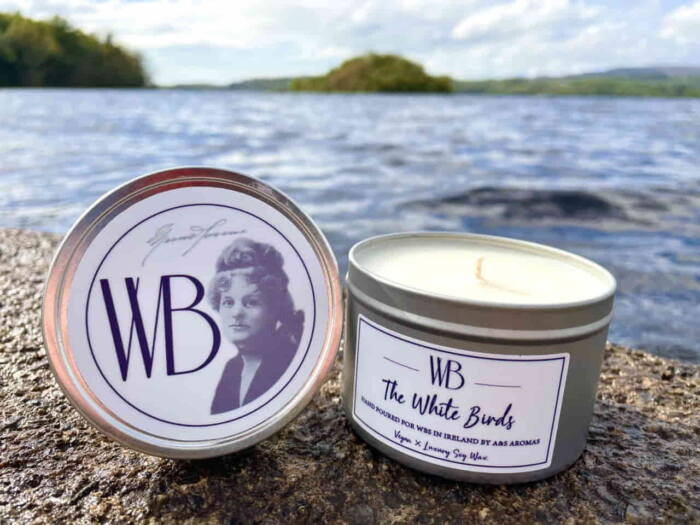 The White Birds Candle WB's Collection