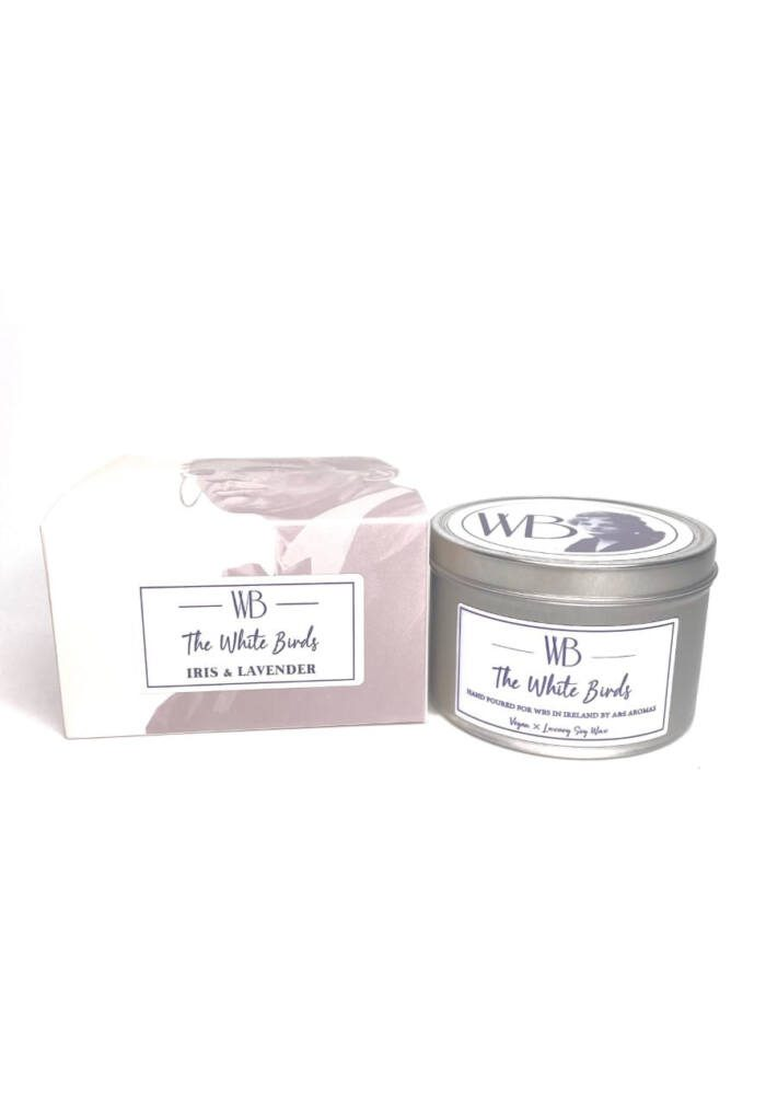 WB's The White Birds Candle & Box