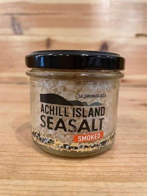 Achill Island sea salt Smoked