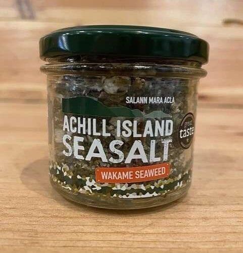 Achill Island Sea salt Wakame Seaweed