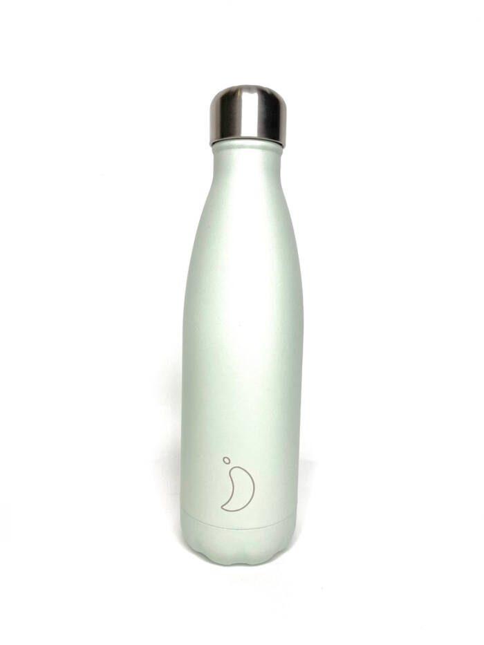 Chilly's Bottle 500ml Blush Green