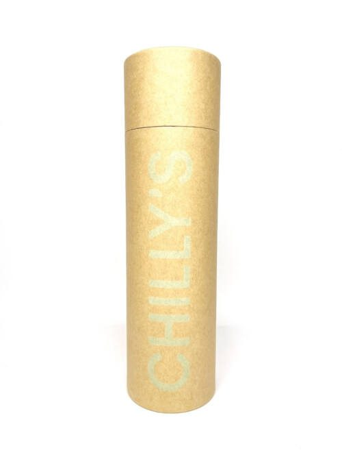Chilly's Bottle 500ml Blush Green Box
