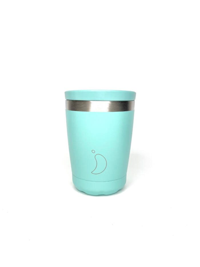 Chilly's Coffee Cup 340ml Pastel Green
