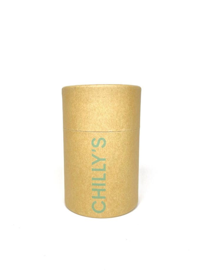 Chilly's Coffee Cup 340ml Pastel Green Box