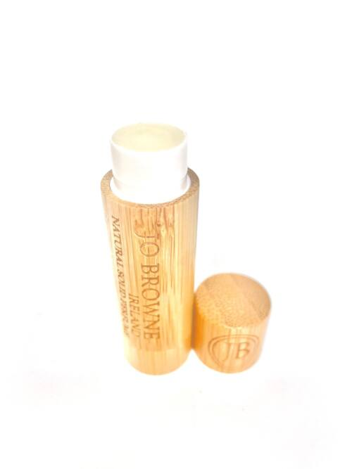 Jo Browne Natural Solid Perfume Open