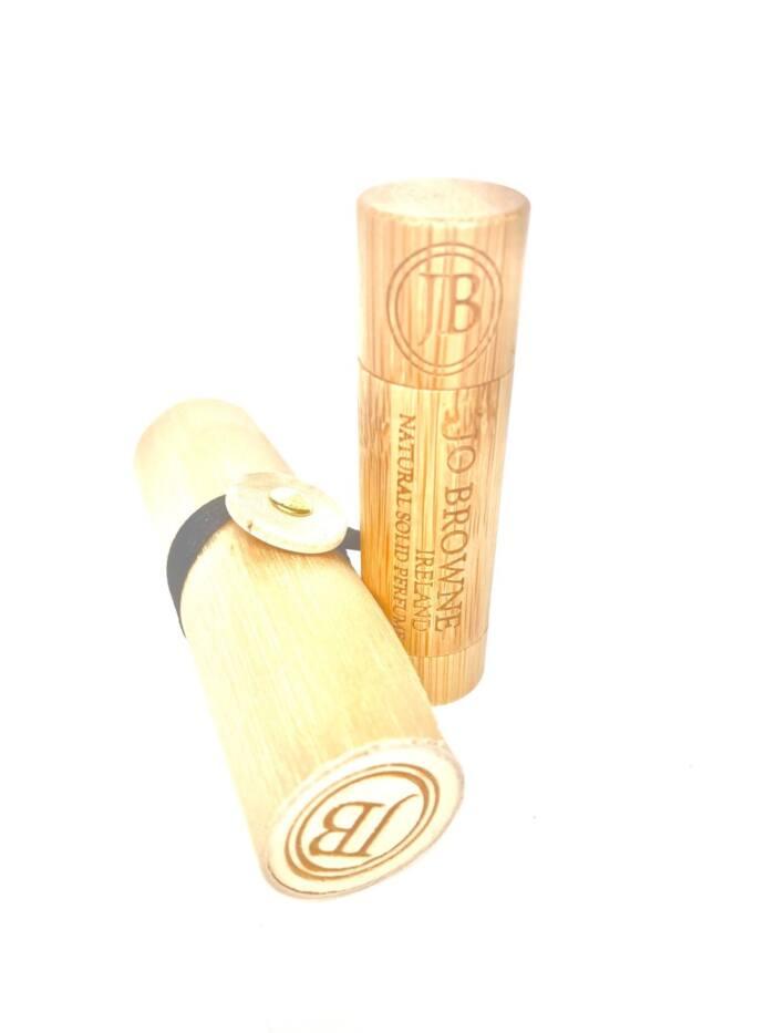 Jo Browne Natural Solid Perfume Packaging