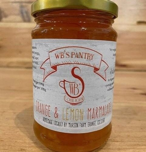 WB's Pantry Orange & Lemon Marmalade