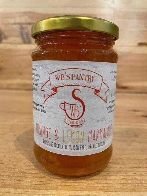 WB's Pantry Orange & Lemon Marmalade