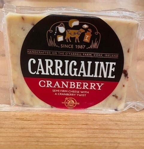 Carrigaline Cranberry Cheese