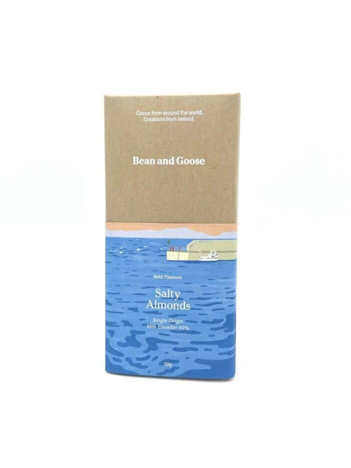 Bean and Goose Salty Almonds