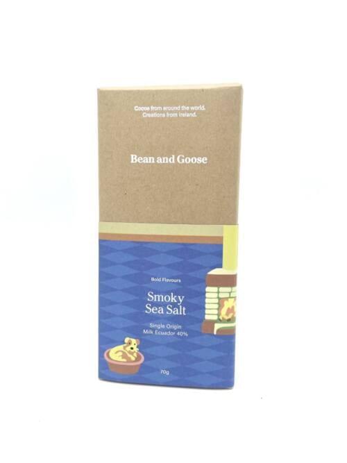 Bean and Goose Smoky Sea Salt