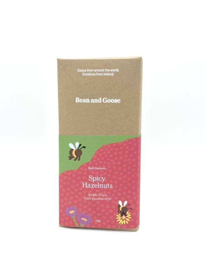 Bean and Goose Spicy Hazelnut