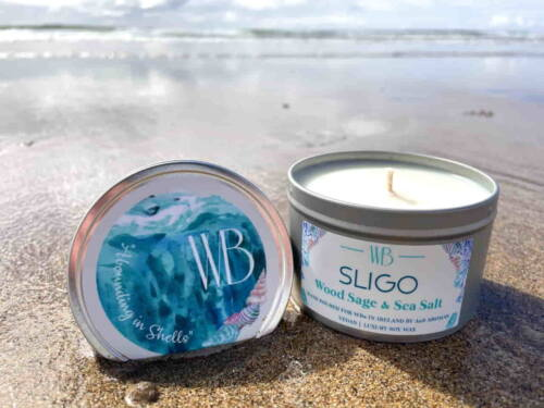 Sligo Candle 'Abounding in Shells'