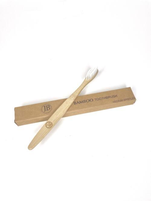 Jo Browne Toothbrush & Packaging