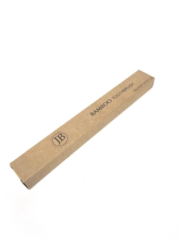 Jo Browne Toothbrush Packaging